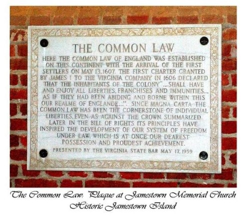 The Common Law - Image Courtesy of Karl Lentz - Click to Learn More!