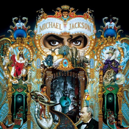 Mark Ryden was the artist for Michael Jackson's album, Dangerous