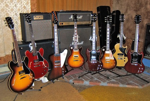 Gibson Guitars consents to tyranny from the corporation dba the govt.