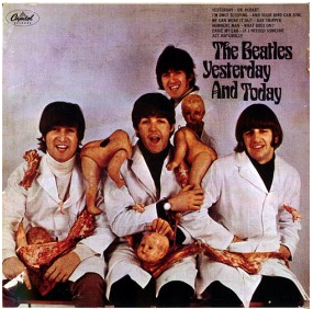 Gruesome imagery on Beatles' album foreshadows New World Order conspiracy