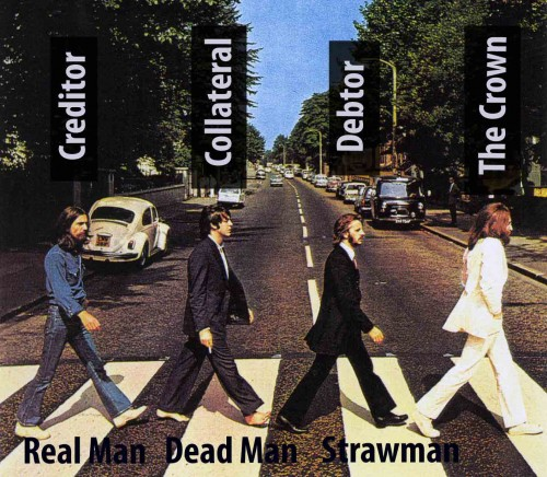 Could the Beatles classic image be a forewarning of the American collapse to come? Paul is dead and so is the entire Western World.