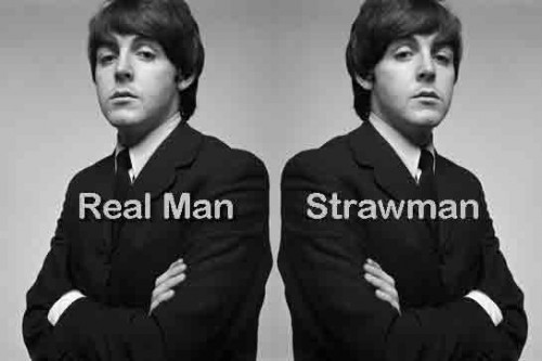 Paul is dead and so is the entire Western world via the Strawman Conspiracy