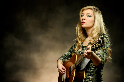 Musician and freedom lover Tatiana Moroz