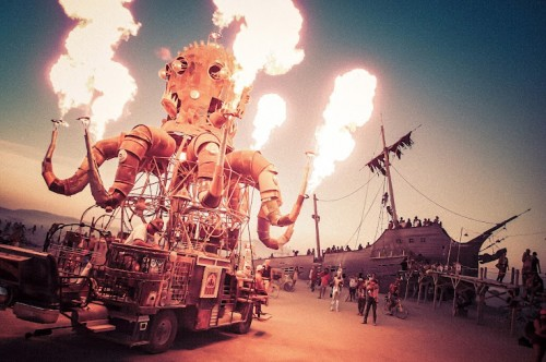 Trey Ratcliff took lots of great pics at Burning Man 2012