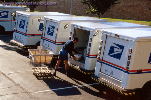 USPS has reached their debt limit.