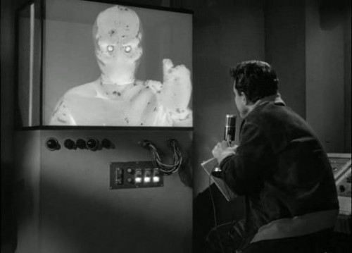 The Galaxy Being, The Outer Limits Episode 1, 16 September 1963.