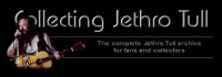 Collecting Jethro Tull Website Logo