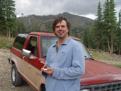 Anthony LaRocca at Mountain Hours Event 2012