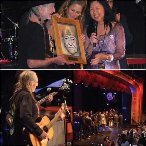 Willie Nelson 80th Birthday at Hard Rock