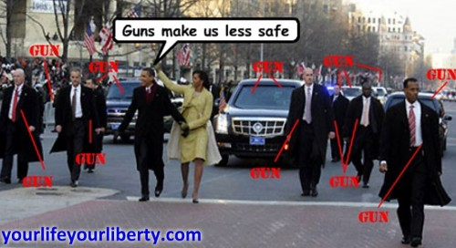 guns make us less safe1 500x272 Let There Be Light on Newtown/ Sandy Hoax