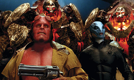 A Type of the Beast of Revelation? Hellboy and the Golden Army.