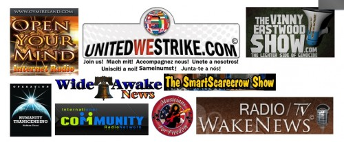 United We Strike is a loose cabal of gonzo journalists!