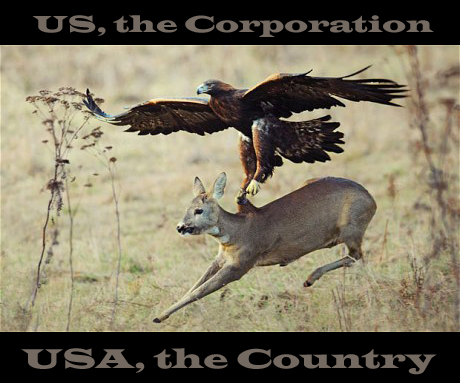 The Corporation dba the United States Preys Upon the People