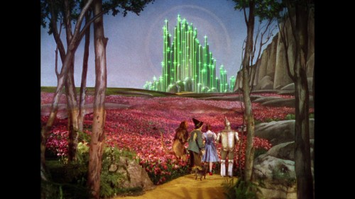 Wizard of Oz Emerald City: Was it named after the Emerald Cockroach Wasp?