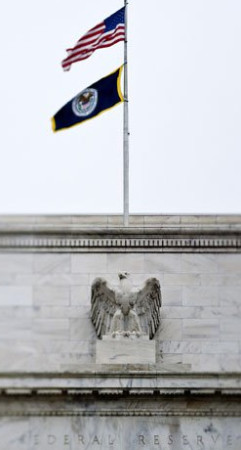 The Fed Has its Own Flag