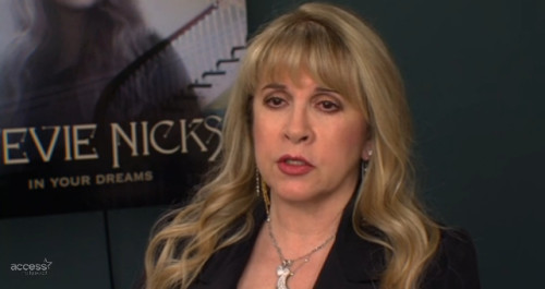 Stevie Nicks on American Horror Story; sworn to secrecy by Illuminati?