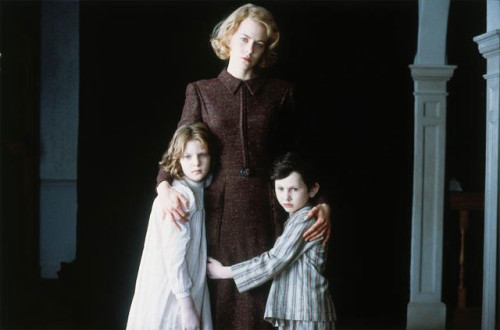 "Nicole Kidman in The Others: The Elite call We, the People, ""The Dead."""