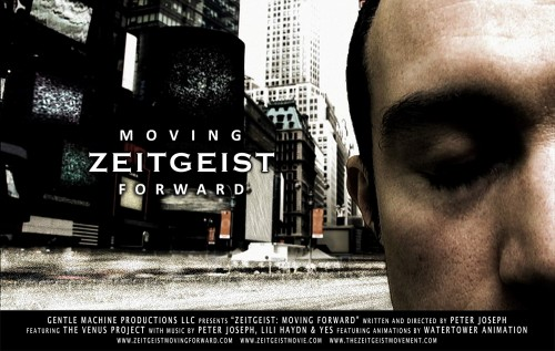 Filmmaker and acivist Peter Joseph founded the Zeitgeist movement.