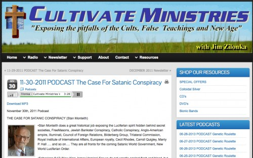Check out Cultivate Minstries
