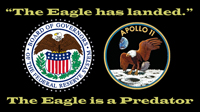 The Eagle is a Predator