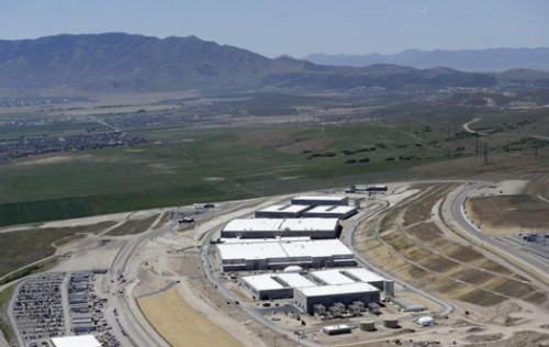 US Corporation's Pet Project: NSA's Utah Data Center in Bluffdale, Utah