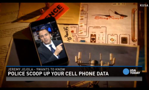 Cellphone Data Spying: It's Not Just the NSA