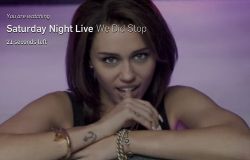 Miley Cyrus Parodies Republican Party on SNL