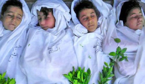 What happened in Sadad is the most serious and biggest massacre of Christians in Syria in the past two years and a half