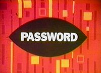 Password Game Show Logo