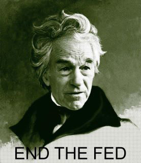End the Fed: Ron Paul Wrote the Book