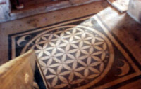 Flower of Life Pattern at Ephesus