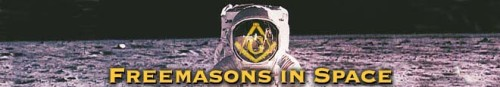 Many astronauts have been Freemasons