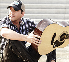 Rodney Atkins to perform benefit concert.