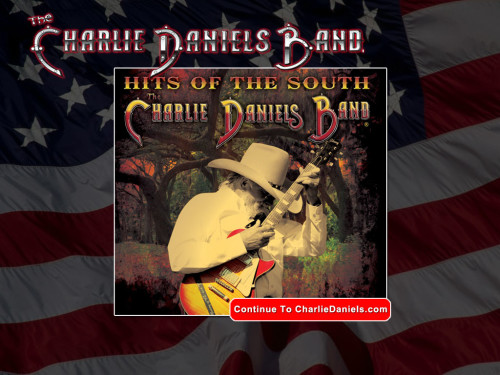 Click the graphic to visit Charlie Daniels' Website