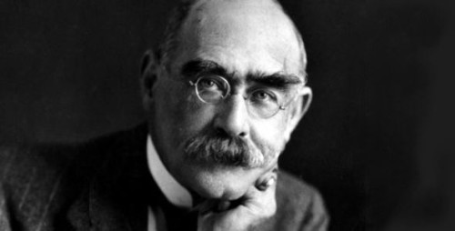 "Rudyard Kipling wrote ""The Gods of the Copybook Headings"""