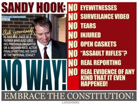 What really happened at Sandy Hook?