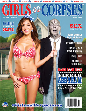 Girls and Corpses Magazine: America the Grave - the Chemical Marriage?