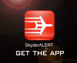 Skyder Alert App Notifies Congress About Chemtrails