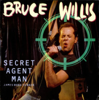 Bruce Willis Secret Agent Man