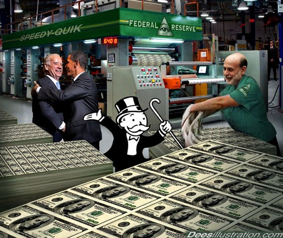 Leadership: Autocracy or Custodianship? Ben Bernanke at Work Managing Human Resources; image from David Dees