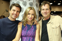 Tom Cruise, Emily Blunt and Bill Paxton star in WB's Edge of Tomorrow