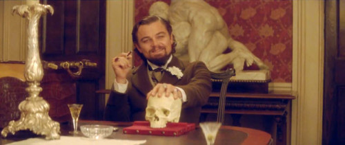 Django Unchained: Eugenicist Plantation Owner Played by Leonardo DiCaprio