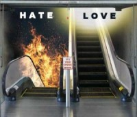 What God hates and what God loves.