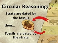 Evolutionists are often criticized by creationists for using circular reasoning.