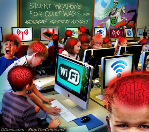 Silent Weapons for Quiet Wars by Artist David Dees; click on the graphic for more.