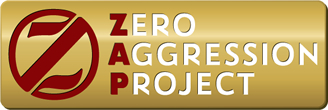 Zero Aggression Project - Click to learn more.
