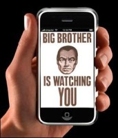 Big Brother is Watching You and Scanning Your Eyes!