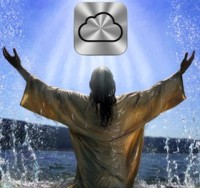 Behold, he cometh with iCloud?