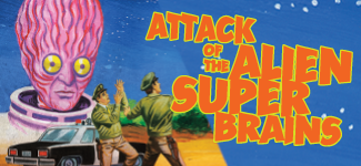 RTD Poster: Attack of the Alien Super Brains
