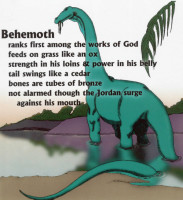 Behemoth, the Beast; he Swings his Tail Like a Cedar!